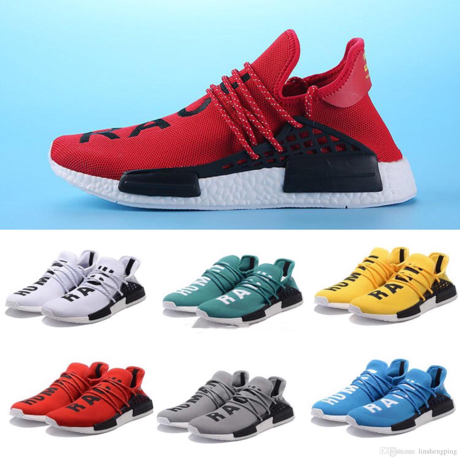 5d961547f Human Race NMD Women Men Runing Shoes Pharrell Williams X NMD Ultra ...