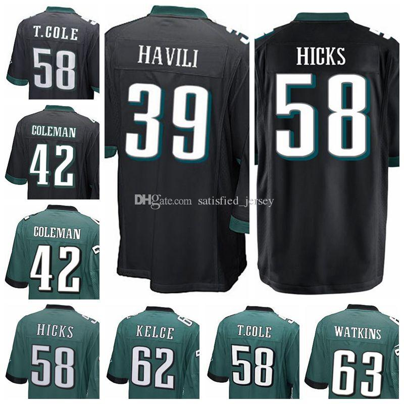 best loved 1e559 52e8a 62 jason kelce jerseys qr code