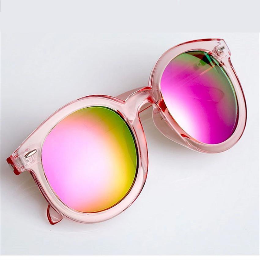 fd4c5fbe75 Wholesale Oversized Pink Mirrored Vintage Women Sunglasses Brand Female Sun  Glasses Cat Eye Women S Glasses Feminine Victoria Beckham Sunglasses ...