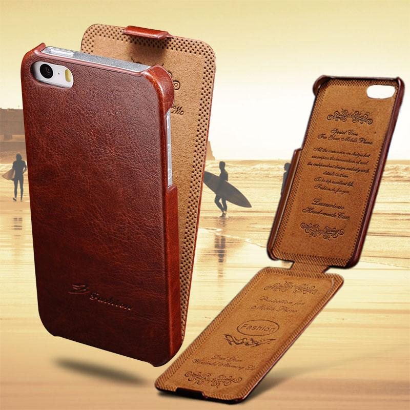 c7742c0fa7 5S Flip Case For IPhone 5S 5 SE PU Leather TOMKAS Brand Luxury Phone Back  Cover Coque For Apple IPhone5 Cases Phone 5 S Bag Custom Cell Phone Case  Cute Cell ...
