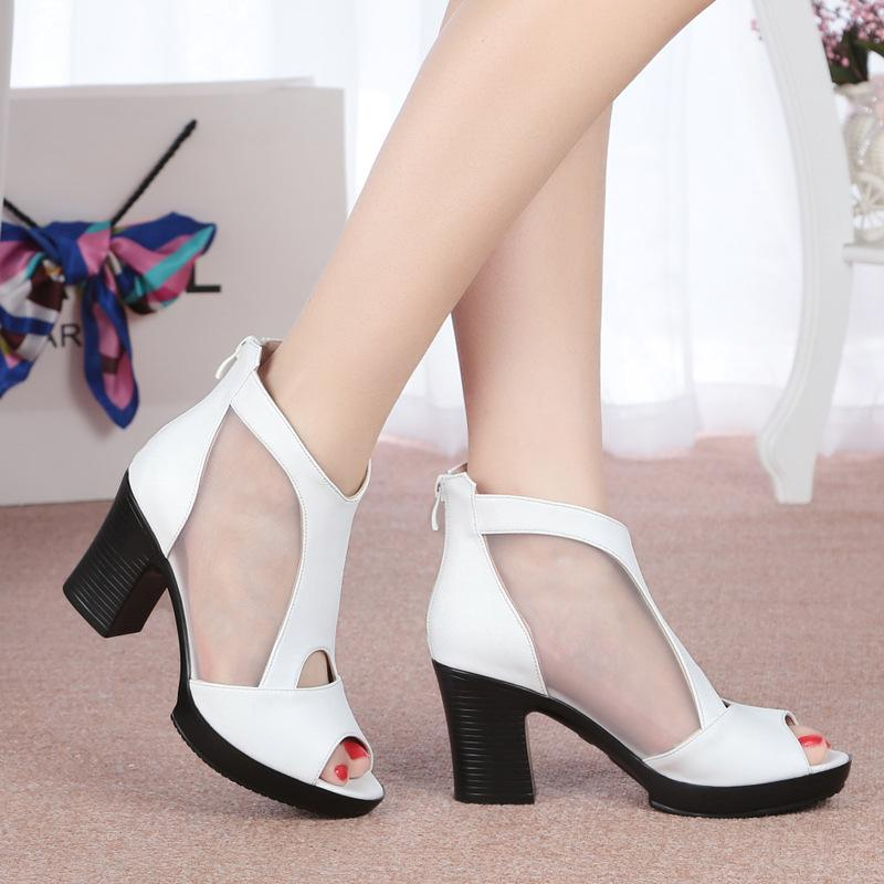nouvelle vache tep respirant les chaussures d'été des femmes. femmes. des aeabaa