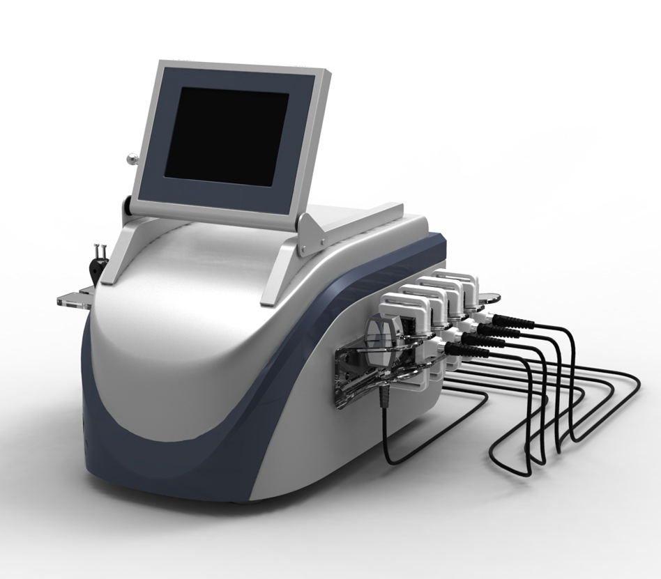 New Design 4 In 1 Professional 40K Ultrasonic liposuction Cavitation Vacuum RF Skin Care Diode Llipolaser Fat Burning Slimming Machine