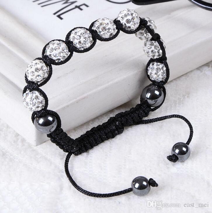 New arrival Fashion crystal diamond ball ornaments fragrant bracelet bracelet FB290 a Charm Bracelets