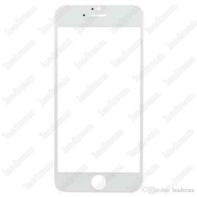 Avant Externe Écran Tactile Verre Remplacement D'objectif pour iPhone 6 6 s Plus iPhone 7 Plus livraison gratuite