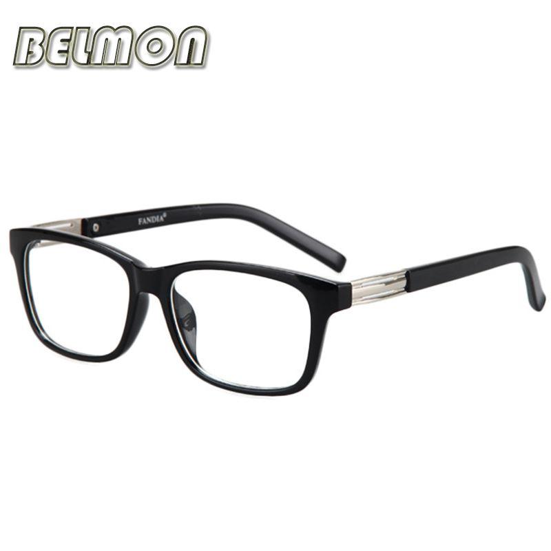 ee7420fb89 Wholesale- Spectacle Frame Eyeglasses Women Men Computer Optical ...