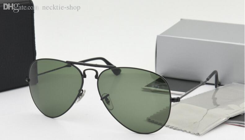 Top quality Folding Sunglasses glass Lens glasses Mens brand designer Sun glasses unisex Sunglasses Women's Folding glasses Fashion
