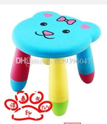 2018 Small Cartoon Baby Chairs Removable Kindergarten Children Chair Bench  Fishing Stool Chair Stool Children Eat Stool From T1593960471, $6.04 |  Dhgate.Com