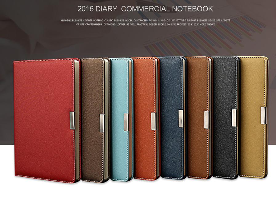 100 Sheets A5 Size Business Notebook Notepad Journal Diary Planner Notepad for Men Women Students Kids, School Office Stationery