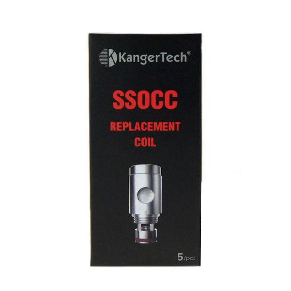 Kanger SSOCC Coils Atomizer 0.5 / 1.2 / 1.5 / 0.15 Ом Для мин. Комплекта Kangertech Subox Min Subtank Mini V2 tank 0266054-03