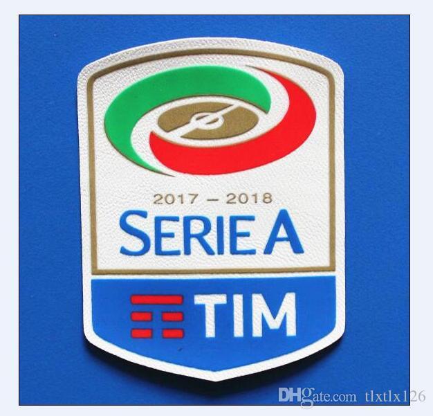2017/2018 İtalyan Serie bir futbol lig yama futbol yama İtalya futbol rozeti toptan ücretsiz kargo!