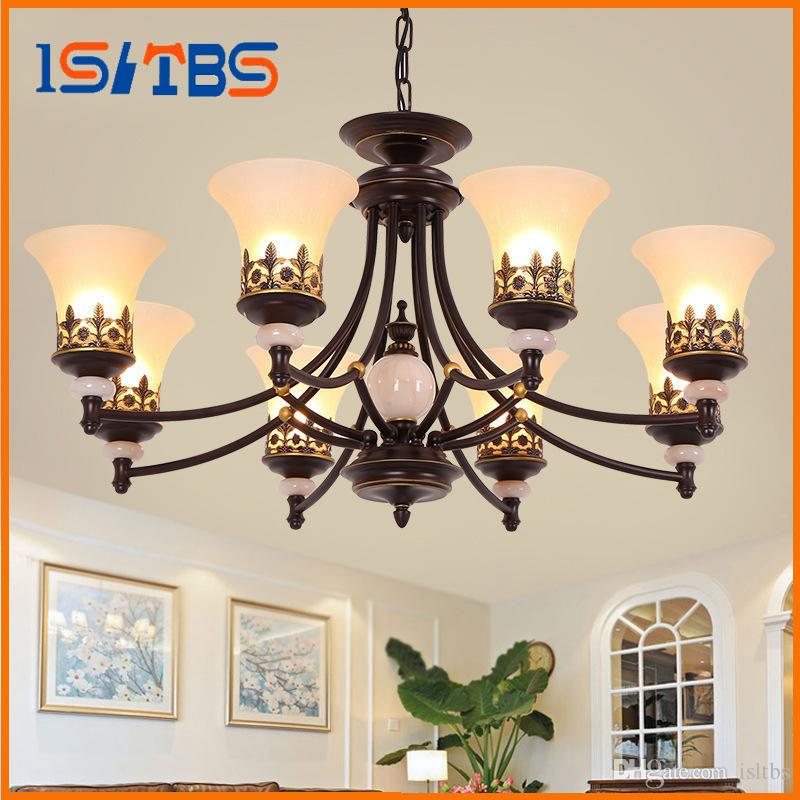 Discount American Lobby Hall Foyer Ceiling Light Lamp Vintage ...