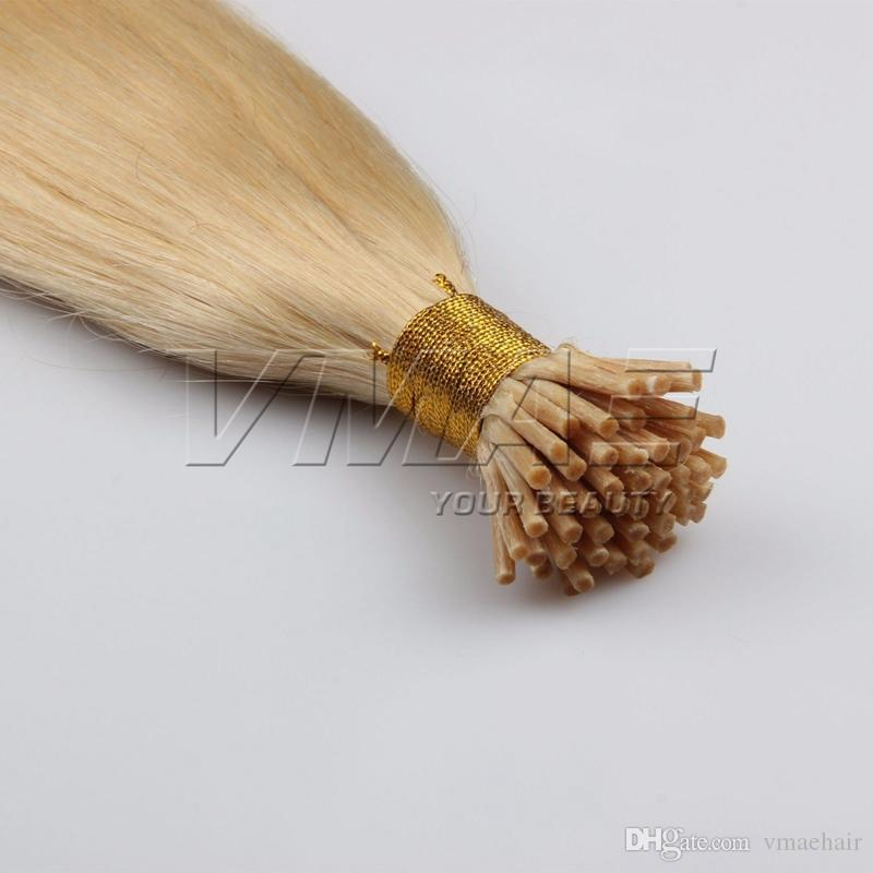 Straight 613 I Tip Stick Tip Hair Extensions 1gstrand 120g 140g