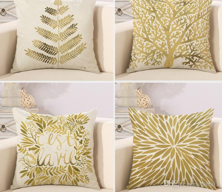 Excellent Decorative Throw Pillows Cover Modern Simple Pillow Popper  PH47