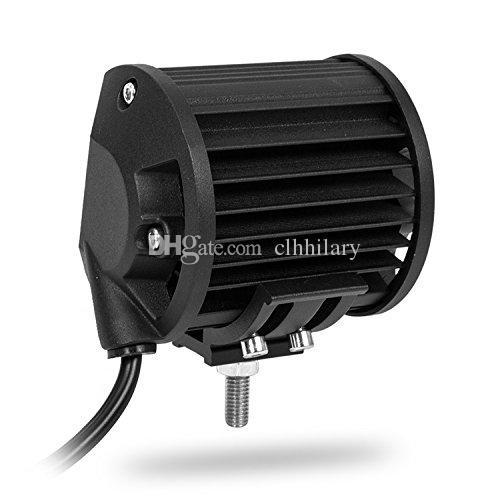 Оптовая 18 Вт LED свет работы бар лампа для мотоциклов Трактор лодка Off Road 4WD 4x4 грузовик внедорожник ATV Spot 12 В 24 в
