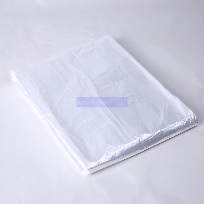 Feuille plastique pour Enveloppement 120 * 220cm / Pour utiliser ensemble avec la couverture de sauna pour garder la peau loin de directement avec la couverture de sauna