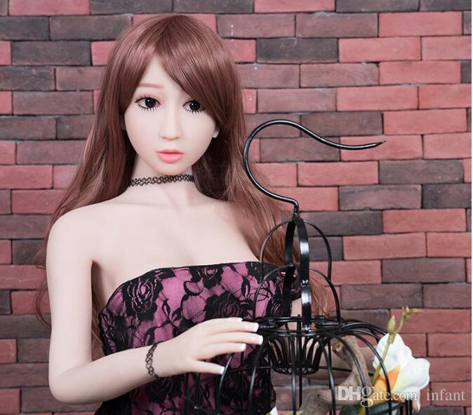 Hot Sell Men's Sexy Realistische Volledige Siliconen Love Doll / Sex Poppen, Mannelijk Seksspeeltjes Echte Sex Pop en Grijp Handen