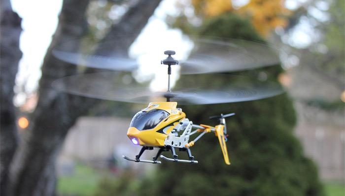 Original Syma S107g 3ch Remote Control Helicopter Alloy Copter With