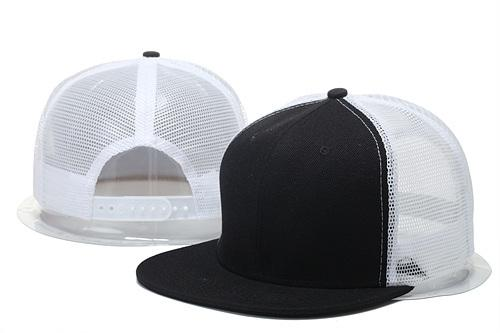 c168021909d Hot Newest Blank Plain Snapback Hats Unisex Women Men s Hip-Hop ...