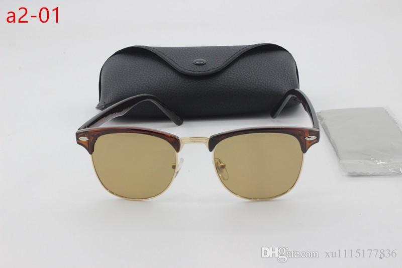 152bed8247 Glasses Frame Yes No Polarized No Lens Material TAC Style fashion frame  material plastic + metal UV grade UV400 Style Universal Visible Perspective  99 ...
