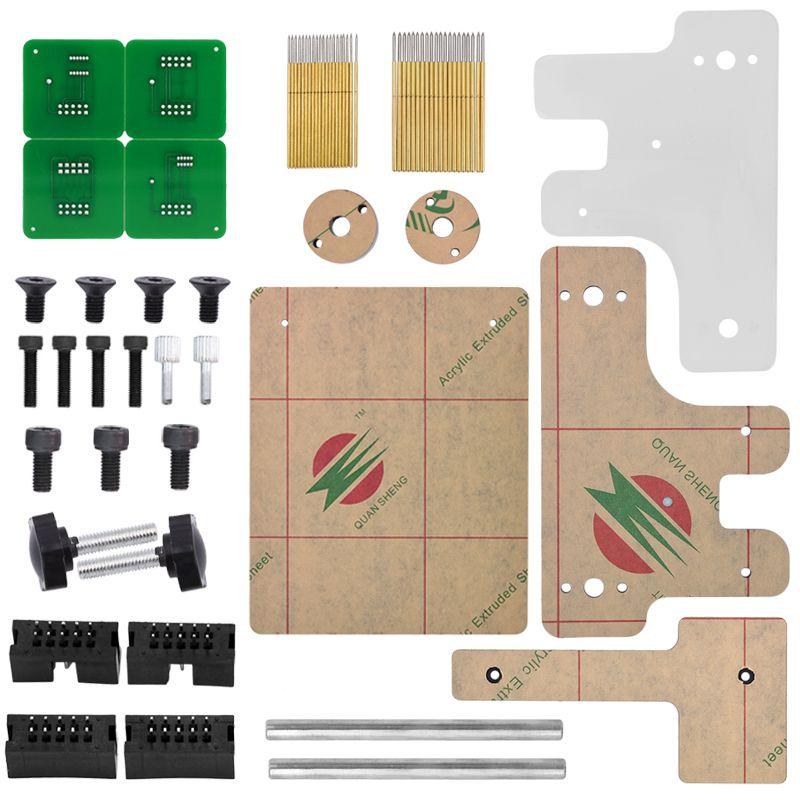 Großhandel Bdm Rahmen Mit Adapter Set Fit Für Bdm100 Programmierer ...