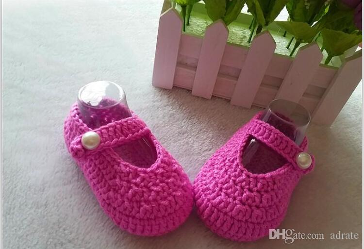 Crochet Baby boy Sandals,Summer Handmade Crochet Baby Shoes size 0-12M Many Colorfirst walker shoes