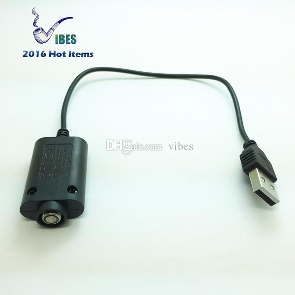EGO USB Cavo USB Caricabatterie Sigaretta elettronica Ego T EVOD Batteria 510 4.2 V 420 mA 5 V ingresso Ecig Batterie Caricabatterie DHL LIBERA il trasporto