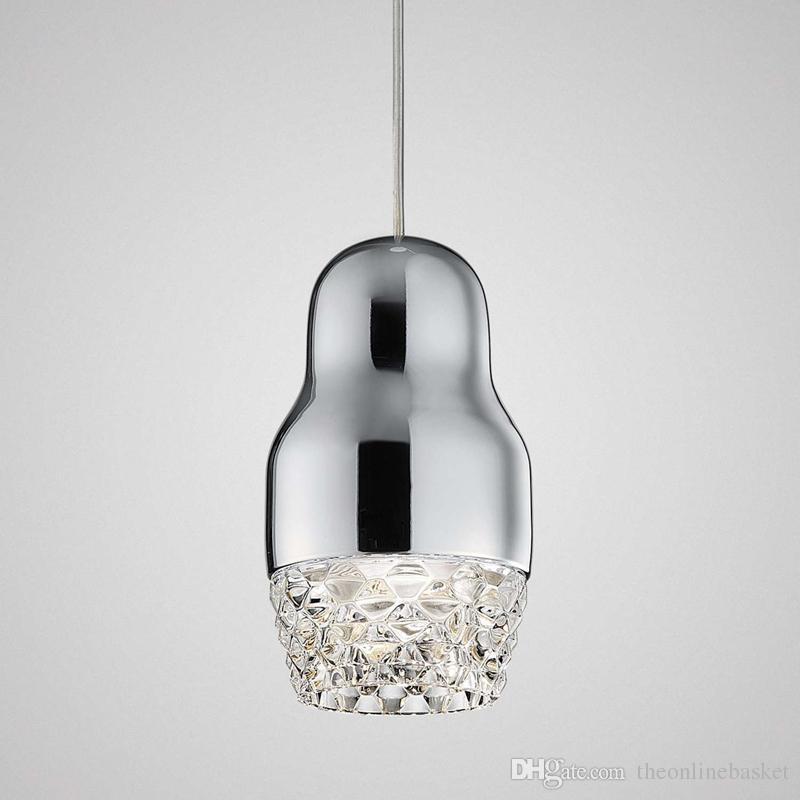 fedora single pendant light suspension lamp from axo lighting for