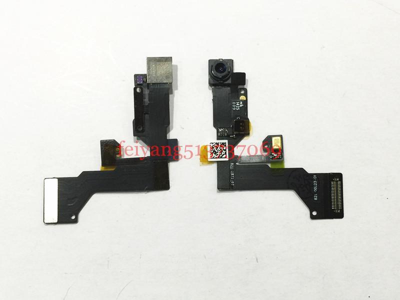 originale 100% Test de travail appareil photo frontal pour iPhone 6 6s 6 plus en plus 6s détecteur de proximité Lumière Ruban Flex remplacement du câble par DHL EMS