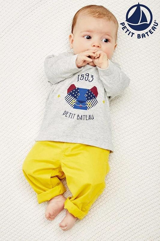27256301f6cf Wholesale- (Sale For Clearance) [Lucky& Lucky] baby boy clothes 1893 lion  t-shirt+ twill pants baby clothing