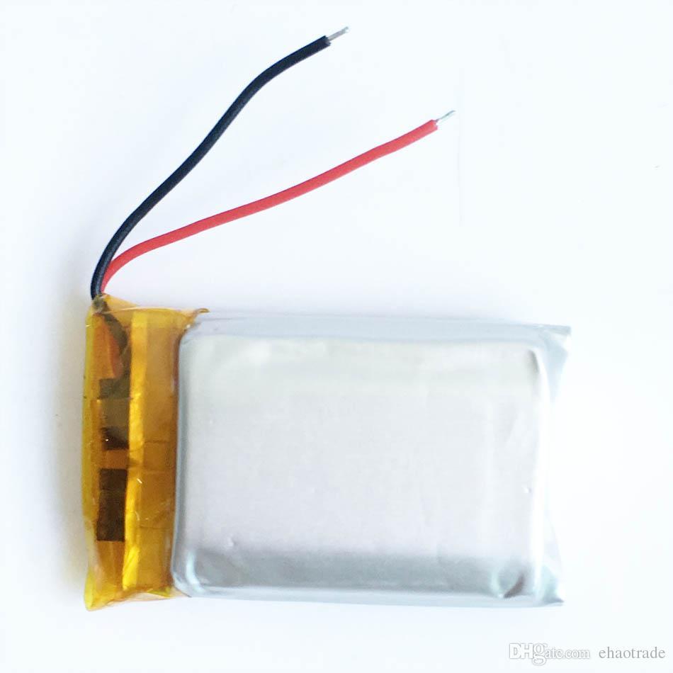 Le cellule della batteria ricaricabile LiPo del polimero del litio del polimero di 902030 500mAh 3.7V hanno potere dello ione di Li-po il registratore della cuffia del telefono cellulare di DVD di GPS Mp3