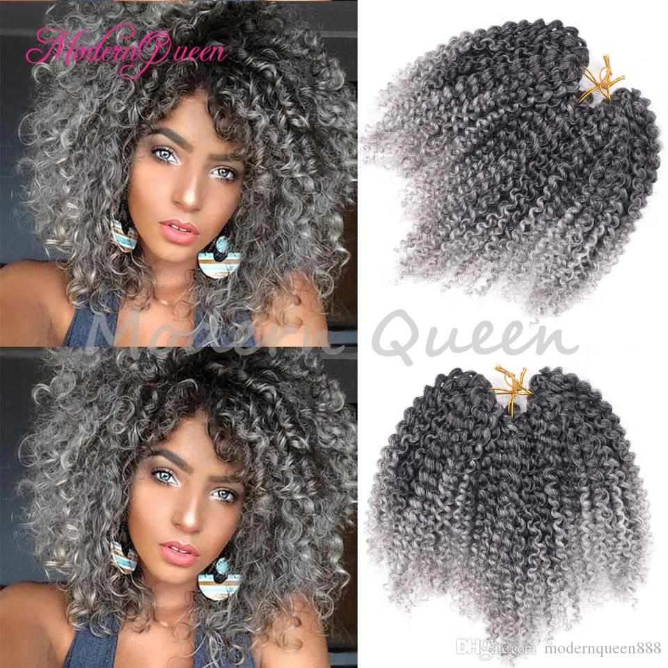 Curly Crochet Hair 8 Freetress Marlybob Afro Kinky Curly Crochet