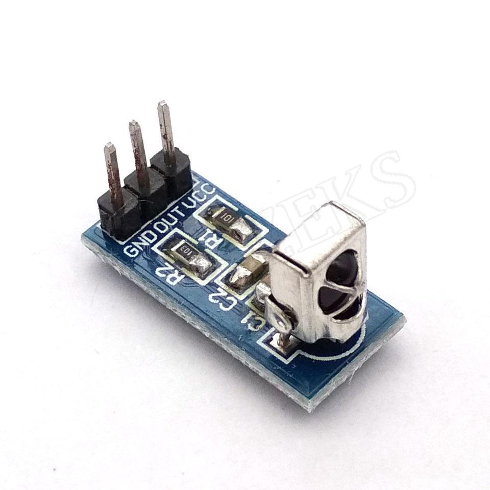 TL1838 VS1838B VS1838 Infrared Receiver Module Remote Control Module 3-5V