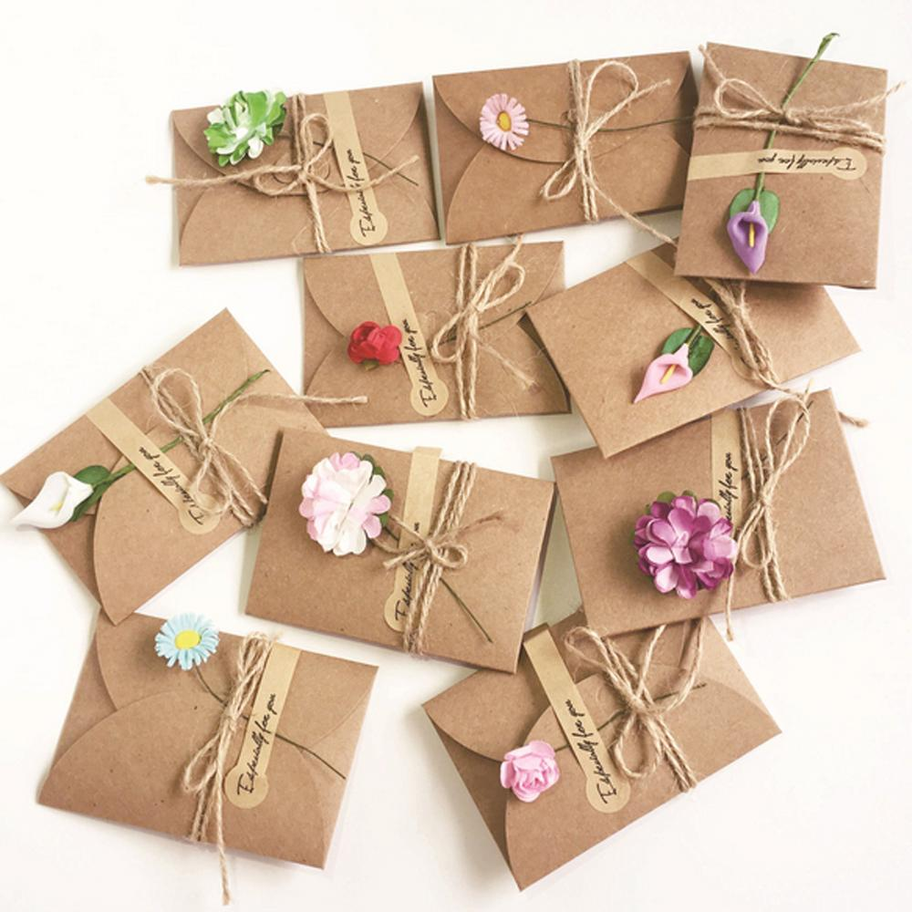Creative diy dried flower kraft paper greeting card new year cards creative diy dried flower kraft paper greeting card new year cards congratulation card for birthday christmas festival cards purchase e gift cards online kristyandbryce Gallery