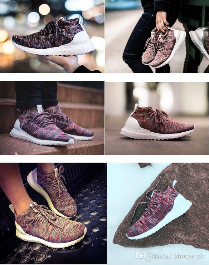 POLALI Plus Size 36 44 High Quality 2018 Men Running Shoes