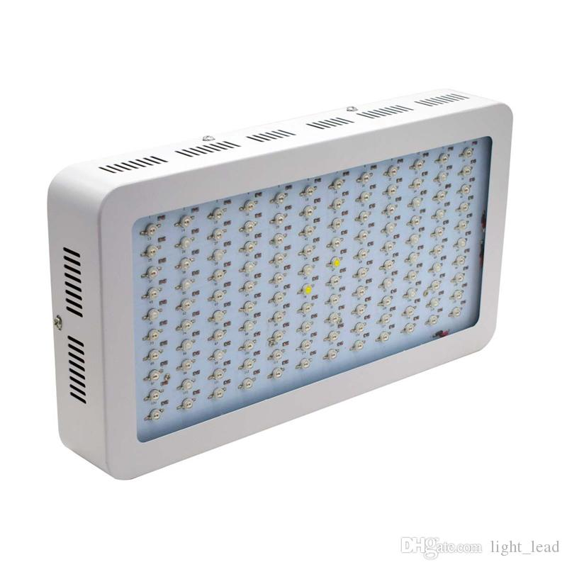 LED Grow Light 1200W 1000W Full Spectrum Led Grow Tent Covered Greenhouses Lamp Plant Grow Lamp for Veg Flowering
