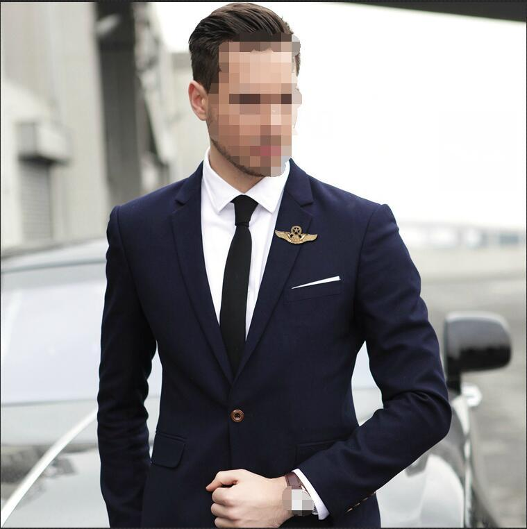 1701dc56148 2019 Europe And The United States Air Force Badge Mens Suit Brooch  Personality Fashion Trendsetter Suit Eagle Brooch Pins From Hsk555, $14.08    DHgate.Com