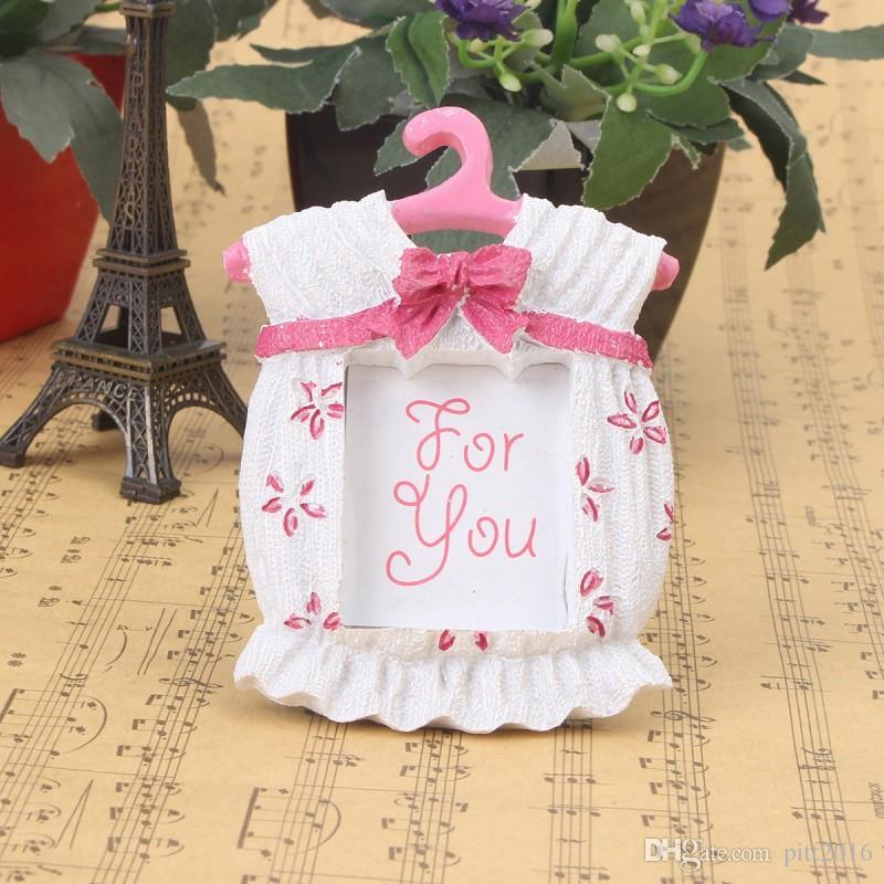 2018 Hot Sale Baby Shower Pink Color Cute Baby Themed Photo Frame ...