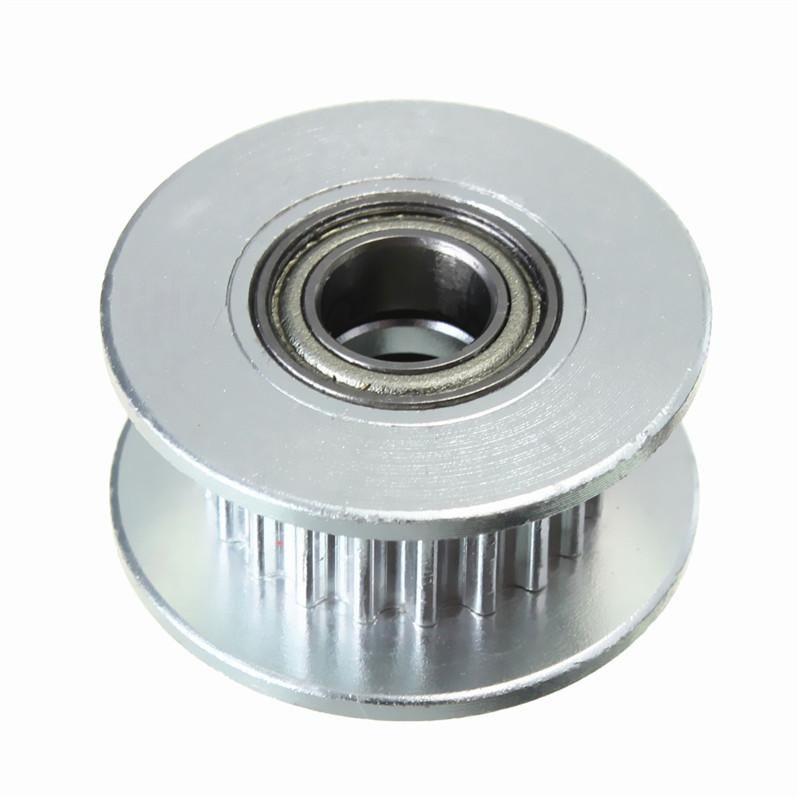 online cheap aluminum alloy pulley 20 teeth gt2 timing belt idle rh dhgate com gt2 timing belt tensioner spring gt2 timing belt pulley cad