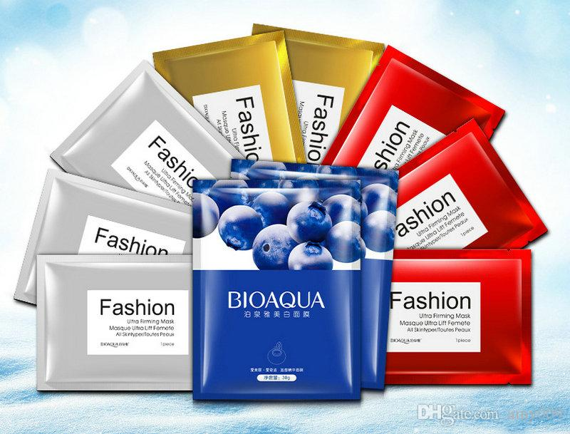 DHL Famous cosmetics BIOAQUA fashion Ultra firming mask 30g Facial supple Masks Face Mask Moisturizing Oil Control Hydrating Nourishing