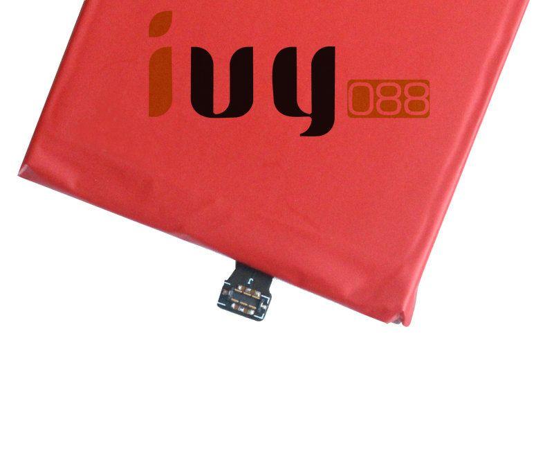 100 adet / grup 3000 mAh Orijinal BLP571 Yedek Li-Polimer Pil Için ONEPLUS 1 + Bir artı 64 GB 16 GB Piller Batteria Batterie
