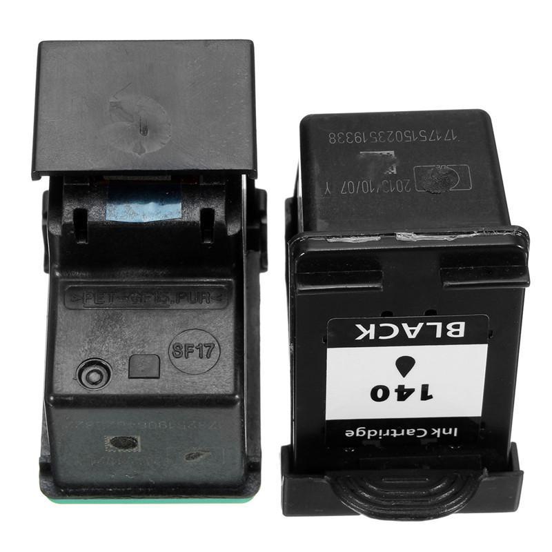 Cartuccia d'inchiostro Freeshipping 2Pcs / lot per HP 140 141 xl per HP DeskJet 5363 D4263 OfficeJet 6413 J5783 J5783 J6413 C4283 C4343 C5283 D5363
