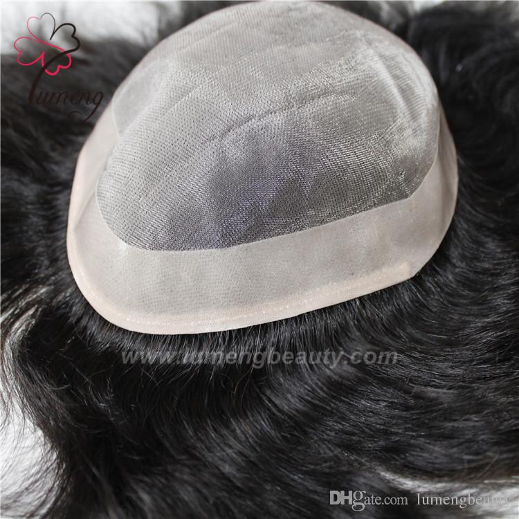 2019 Mens Toupee And Women  S Toupees Good Quality Human Hair Toupees  Factory Price From Lumengbeauty 8ba96d905