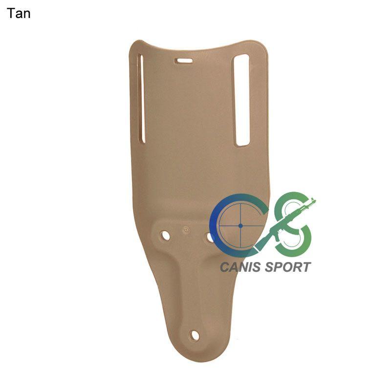 New Arrival Holster Accessory Belt Holster Drop Adaptor Lightweight Polymer For Outdoor Sport CL7-0074