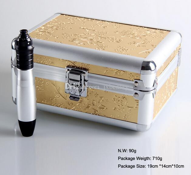 / Derma Pen Electic Auto Micro Needle Therapy Dr.pen vibrante Dermapen Dermastamp 12 agujas pluma