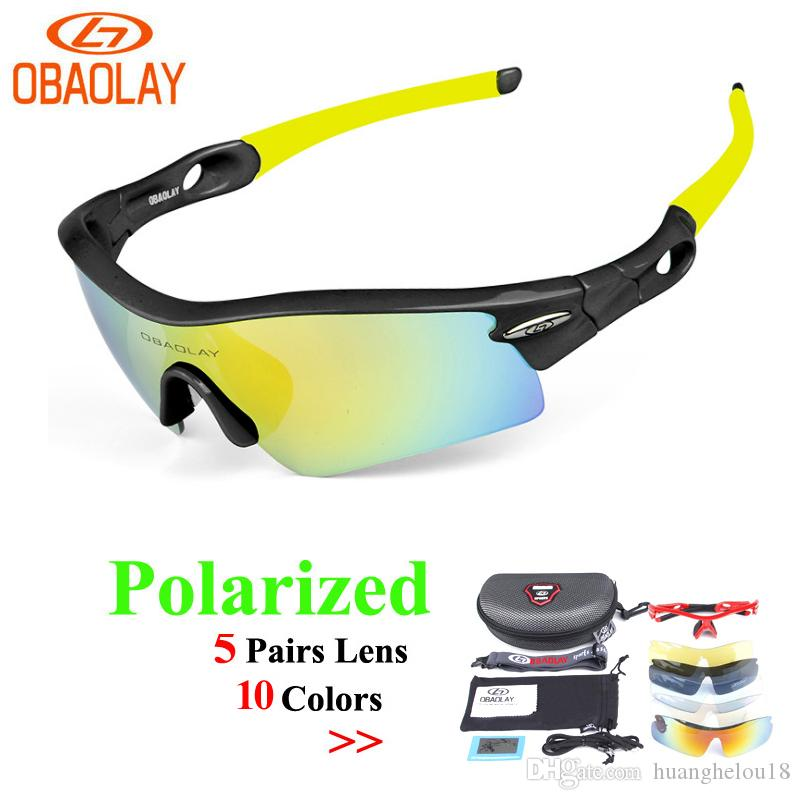 5793394f765 2019 OBAOLAY Radar EV Pitch Eyewear Polarized Cycling Sun Glasses Women  2017 Goggles MTB Outdoor Sport Bicycle Sunglass Men Ciclismo From  Huanghelou18