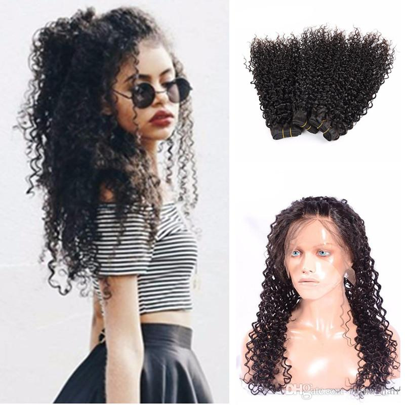 8A Mink 360 Peruvian Kinky Curly Lace Frontal Closure For Black Women  3Bundles Kinky Curly Hair Weave With Ear To Ear Lace Frontal UK 2019 From  Ruma hair f6a67259c8