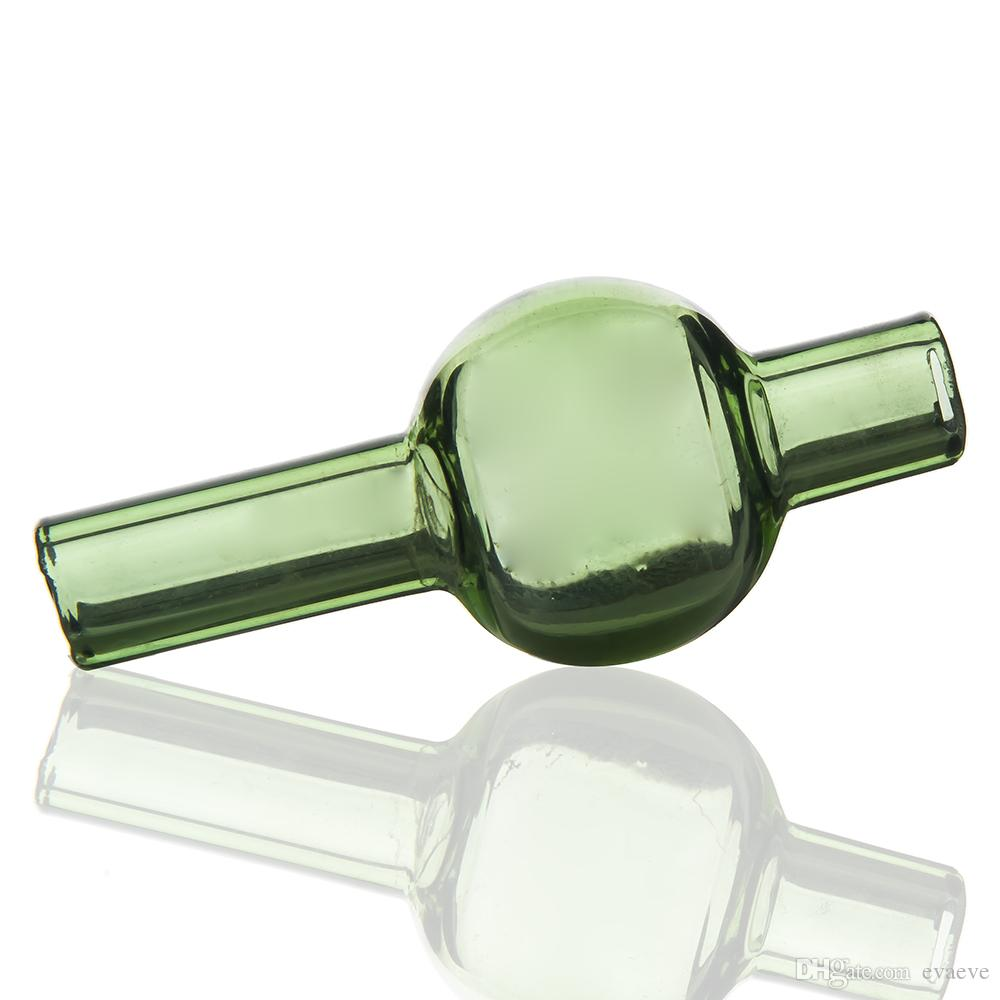 Nouvelle arrivée coloré bouchon en verre carpe peut adapter 10mm 14mm 18mm Quartz Banger thermique ou autre banger Pour bol en verre Bongs de verre