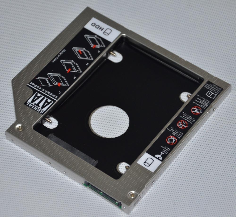 Wholesale- 2nd Hard Drive SATA HDD SSD Caddy for ASUS Q550LF X450LD X552L  F550CC UL80VT-A1
