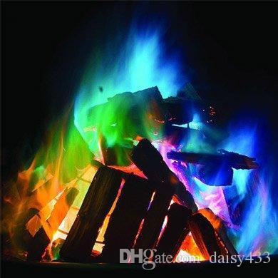 2017 Mystical Fire ,Color Flame Powder, Party, Carnival, Bonfire ...