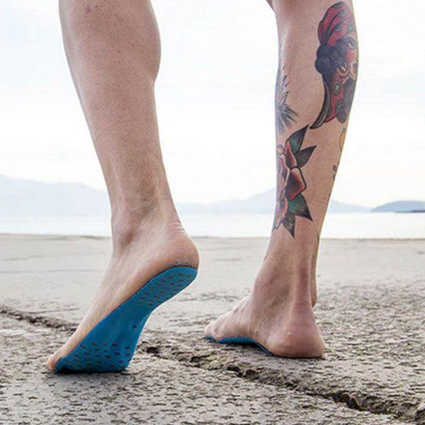Горячие продажа летние подошвы невидимый пляж обувь для ног колодки Prezzo НАКе обувь пляж ноги колодки DHL FEDEX быстрая доставка